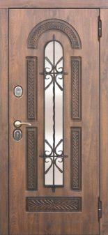 Входная Дверь Vikont Грецкий Орех 1200*2050