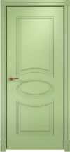 Дверь Оникс Эллипс фрезерованное