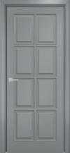 Межкомнатная дверь Оникс Неаполь фрезерованное