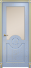 Межкомнатная дверь Оникс Рада фрезерованное