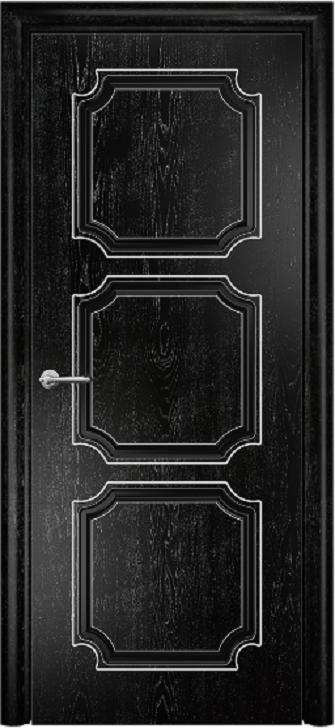 Межкомнатная дверь Оникс Валенсия фрезерованное