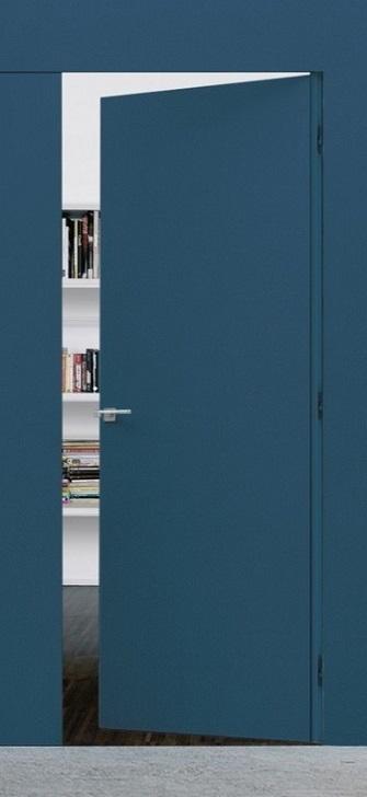 Дверь скрытая межкомнатная