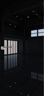 Дверь скрытого монтажа глянец