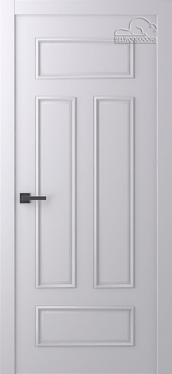 Межкомнатная дверь Ламира 4-1 эмаль