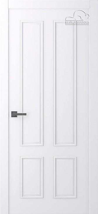 Межкомнатная дверь Ламира 4-2 эмаль