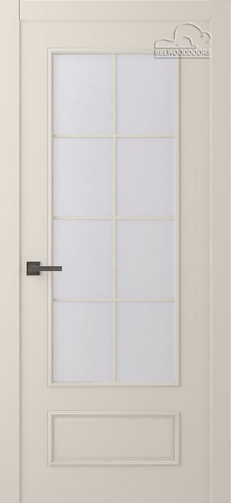 Межкомнатная дверь Ламира 5 эмаль.