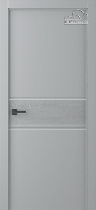 Межкомнатная дверь TWINWOOD 2 эмаль