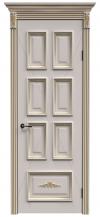 Межкомнатная дверь Б 17 эмаль
