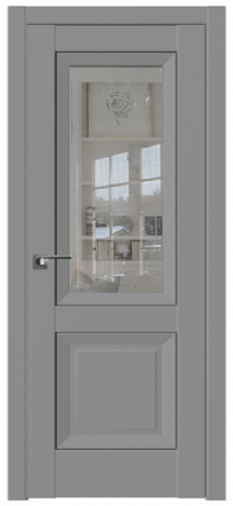 Дверь ProfilDoors Серия U модель 2.88U