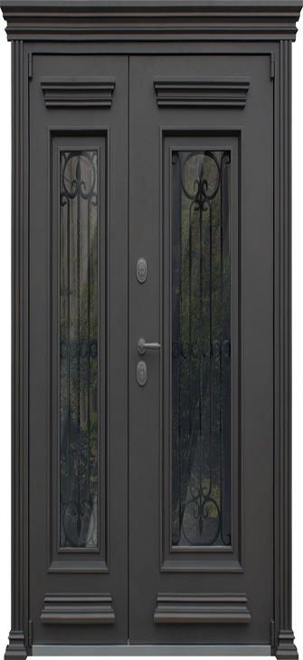 Входная дверь АСД Grand Luxe 2100х1700