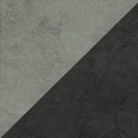 Бетон светлый/бетон тёмный