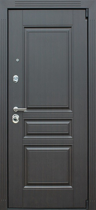 Входная дверь АСД Гермес NEW с зеркалом ELIT
