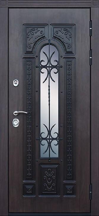 Входная дверь АСД Лацио