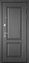 Входная дверь MASS 90 9SD-1 Дуб серый