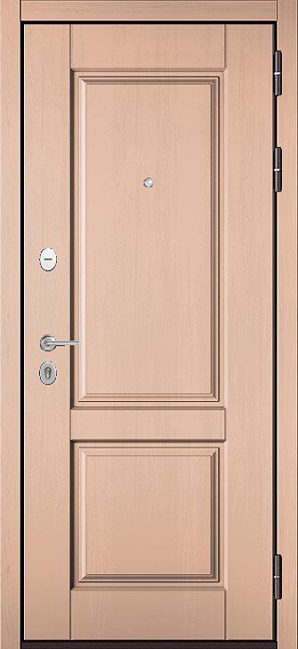 Входная дверь MASS 90 9SD-1 Дуб выбеленный