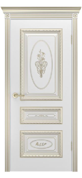 Межкомнатная дверь Трио R B3