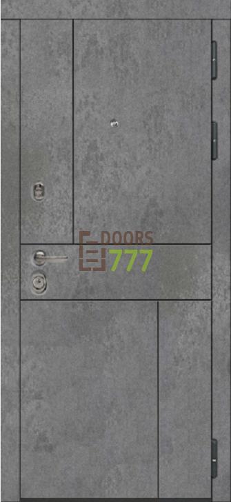 Входная дверь Сударь МД-48 Зеркало