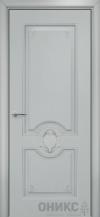Межкомнатная дверь Оникс Рада с декором фрезерованное