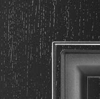 Эмаль черная патина серебро по фрезе