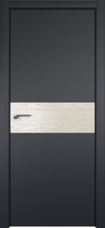 Межкомнатная дверь ProfilDoors 4Е со вставкой